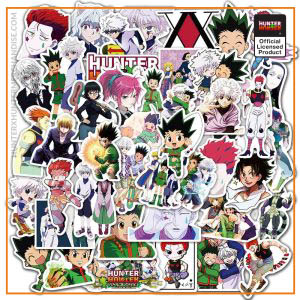 Hunter X Hunter Stickers - 10/30/50pcs DIY Graffiti Waterproof Stickers Pack