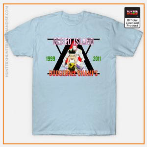 Hunter x Hunter Shirt - Greed Island Dodgeball Champs Shirt