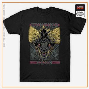 Hunter x Hunter Shirt - Hunting Club: Nergigante Shirt TP291