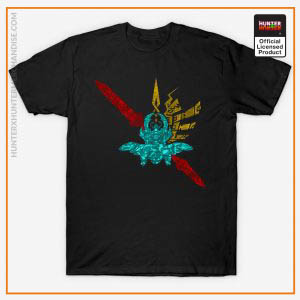Hunter x Hunter Shirt - Monster Hunter Glaive Shirt TP291