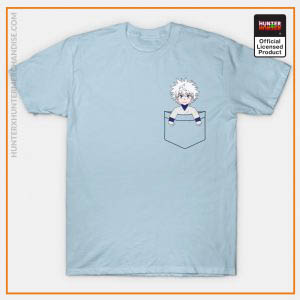 Hunter x Hunter Shirt - Pocket Killua Shirt TP291