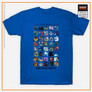 Hunter x Hunter Shirt - Monster Hunter - Hunt or be Hunted Shirt