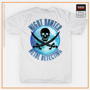 Hunter x Hunter Shirt - Night Hunter metal detecting Shirt