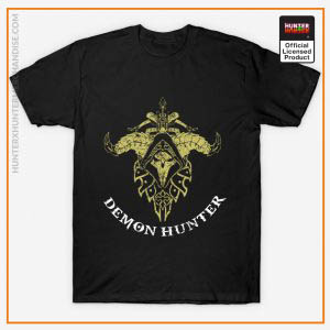 Hunter x Hunter Shirt - WoW Demon Hunter Class Shirt