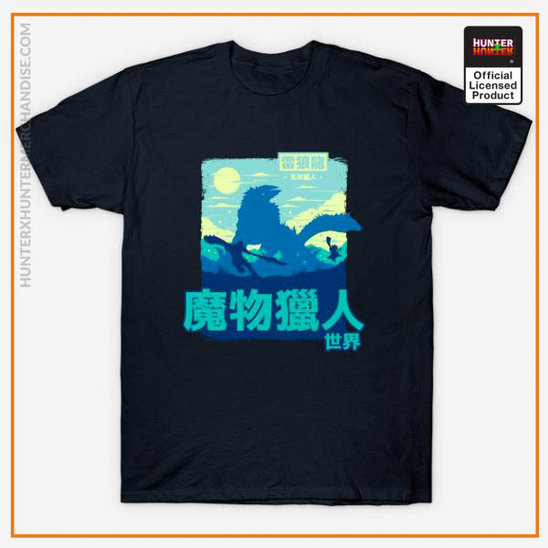 Hunter x Hunter Shirt - MHW Zinogre Shirt