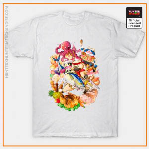 Hunter x Hunter Shirt - Cat Chef Shirt TP291