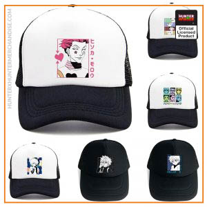 Hunter X Hunter Hat Caps - Baseball Cap