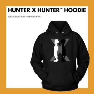 Hunter x Hunter Hoodies