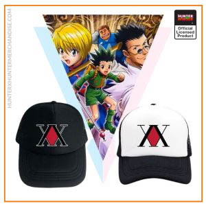 Hunter X Hunter Hat Caps - Logo Baseball Cap