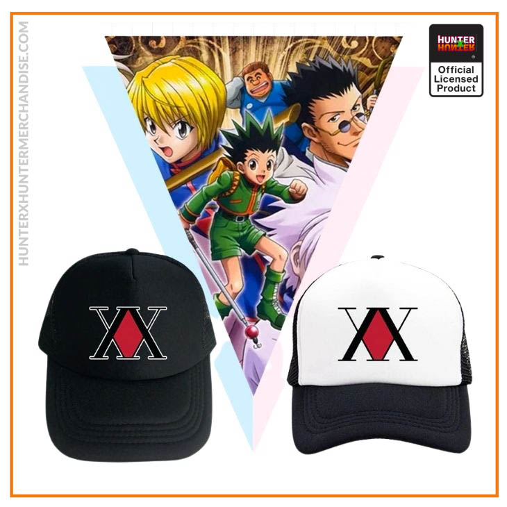 hunter x hunter cap - Hunter x Hunter Merch