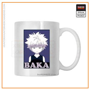 Hunter X Hunter Mug - Zoldyck Killua