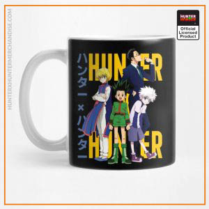 Hunter x Hunter Character Mugs