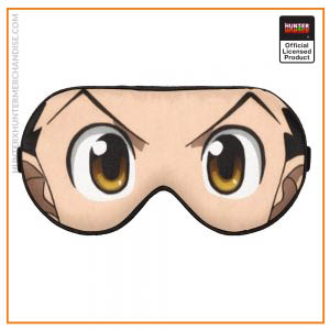 Gon Freecss Eye Mask Hunter X Hunter Sleep Mask