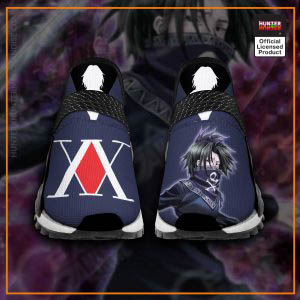 Hunter X Hunter Feitan NMD Shoes Hunter X Hunter Custom Shoes TT11