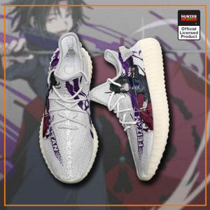 Feitan Yeezy Shoes Hunter X Hunter Shoes