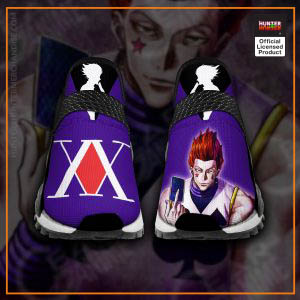 Hunter X Hunter Hisoka NMD Shoes Hunter X Hunter Custom Shoes TT11