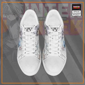 Killua Skate Shoes Hunter X Hunter Shoes