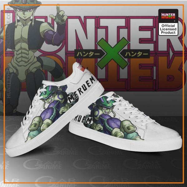 Meruem Skate Shoes Hunter X Hunter