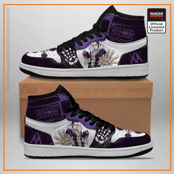Chrollo Lucilfer Hunter X Hunter Jordan Sneakers
