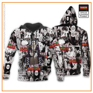 Chrollo Lucilfer Hunter X Hunter Shirt Sweater Hunter X Hunter Hoodie Jacket