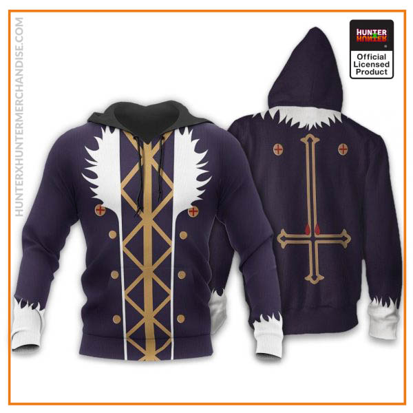 Chrollo Lucilfer Hunter X Hunter Uniform Shirt Hunter X Hunter Hoodie Jacket