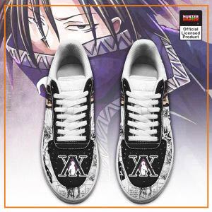Feitan Air Force Sneakers Hunter X Hunter