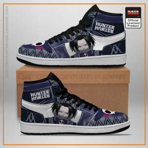 Feitan Cool Face Hunter X Hunter Jordan Sneakers