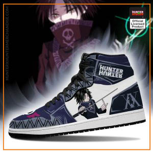 Feitan Hunter X Hunter Jordan Sneakers