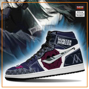 Hunter X Hunter Feitan  Jordan Sneakers Sword