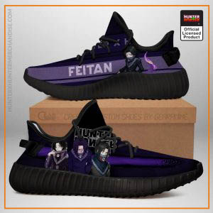 Feitan Hunter X Hunter Yeezy Shoes