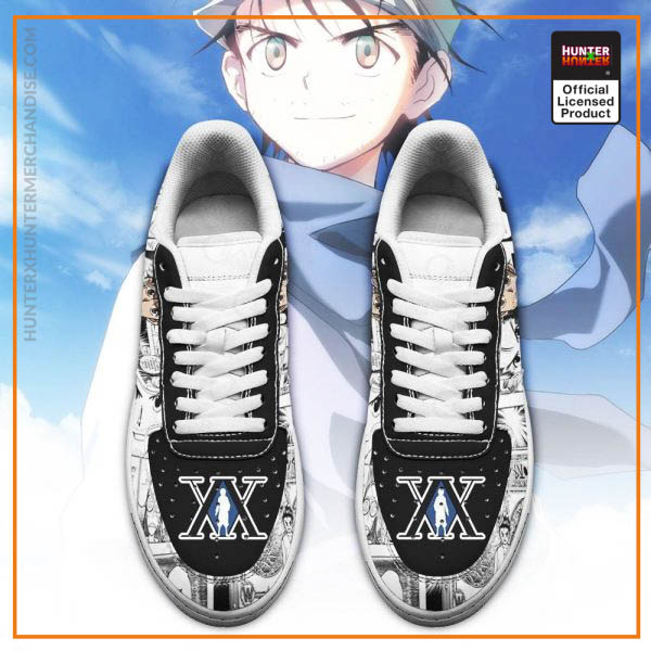 Ging Air Force Sneakers Custom Hunter X Hunter