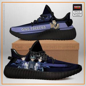 Ging Hunter X Hunter Yeezy Shoes