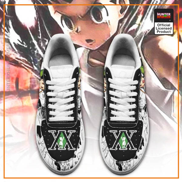 Gon Air Force Sneakers Hunter X Hunter