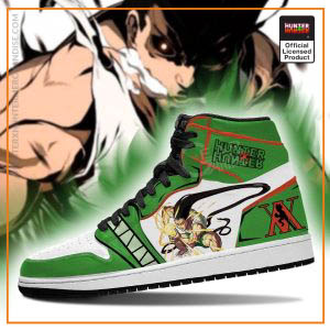 Gon Freecss Hunter X Hunter Jordan Sneakers