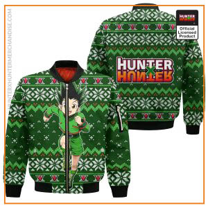 HxH Merch: Gon Freecss Ugly Christmas Sweater
