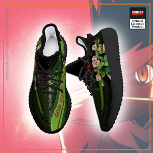 Gon Hunter X Hunter Yeezy Shoes