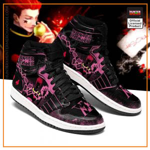 Hisoka Power Hunter X Hunter Jordan Sneakers