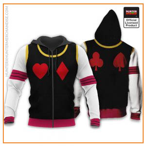 Hisoka Hunter X Hunter Uniform Shirt Hunter X Hunter Hoodie Jacket