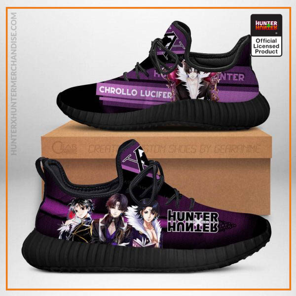Hunter X Hunter Chrollo Lucilfer Reze Shoes