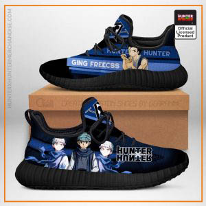 Hunter X Hunter Ging Freecss Reze Shoes