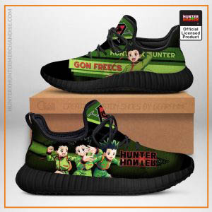 Hunter X Hunter Gon Freecss Reze Shoes