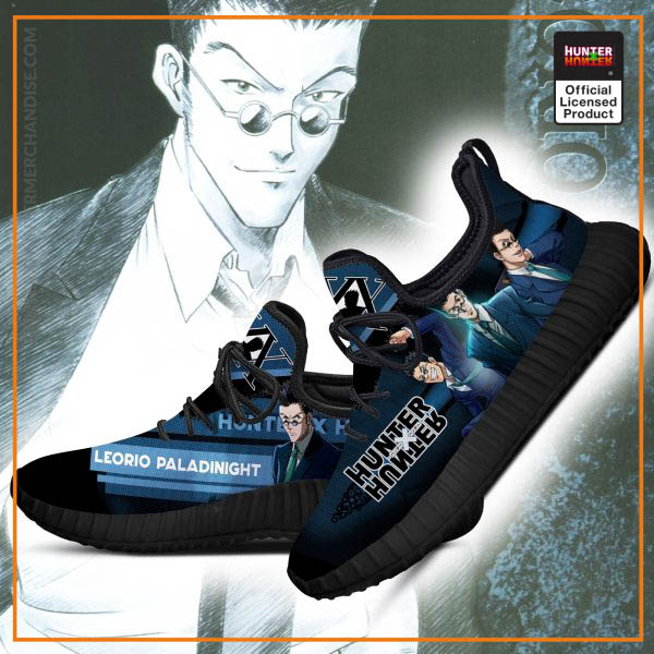 Hunter X Hunter Leorio Reze Shoes