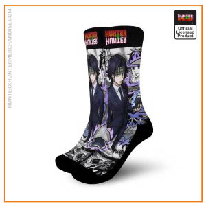 Hunter X Hunter Socks Chrollo Lucilfer Socks Hunter X Hunter Manga Mixed Anime