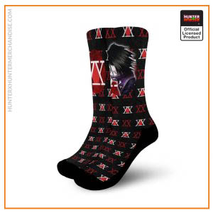 Hunter X Hunter Socks Feitan Socks Symbol Hunter X Hunter Costume