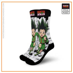 Hunter X Hunter Socks Gon Socks Hunter X Hunter Manga Mixed Anime