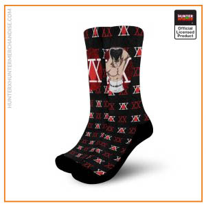 Hunter X Hunter Socks Knuckle Socks Symbol Hunter X Hunter Costume