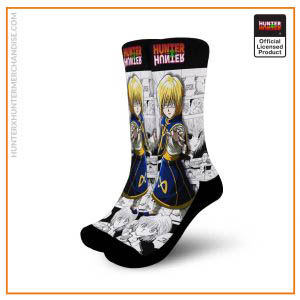 Hunter X Hunter Socks Kurapika Socks Hunter X Hunter Manga Mixed Anime