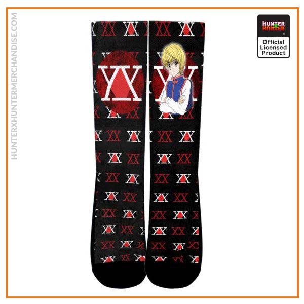 Hunter X Hunter Socks Kurapika Socks Symbol Hunter X Hunter Costume