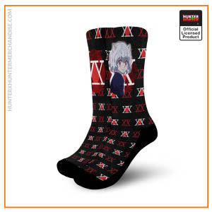 Hunter X Hunter Socks Neferpitou Socks Symbol Hunter X Hunter Costume
