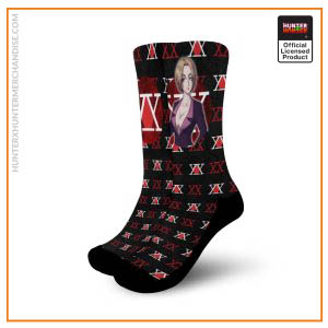 Hunter X Hunter Socks Pakunoda Socks Symbol Hunter X Hunter Costume